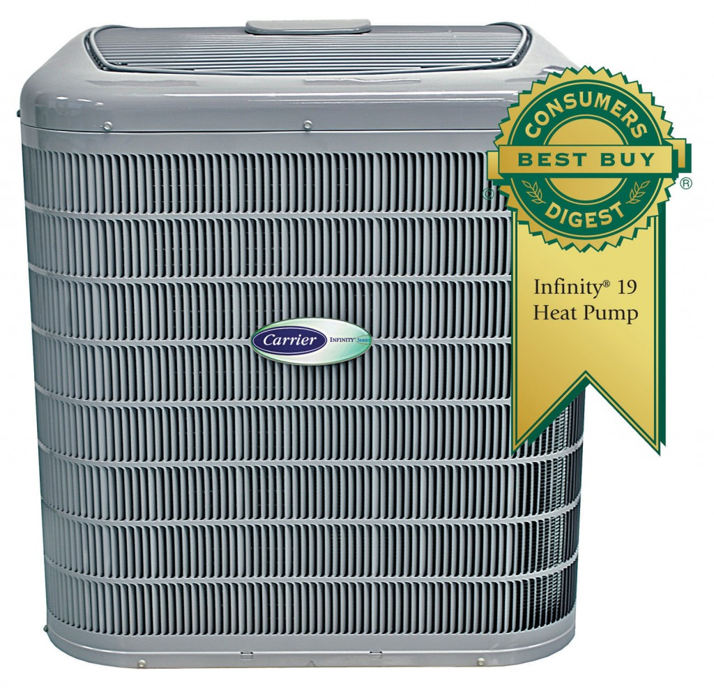 #A79124 Heat Pumps In Jamestown NY Kings' Heating & Sheet Metal  Recommended 1637 Carrier High Efficiency Heat Pump pics with 1024x993 px on helpvideos.info - Air Conditioners, Air Coolers and more